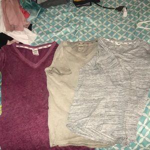 VS Pink t-shirts